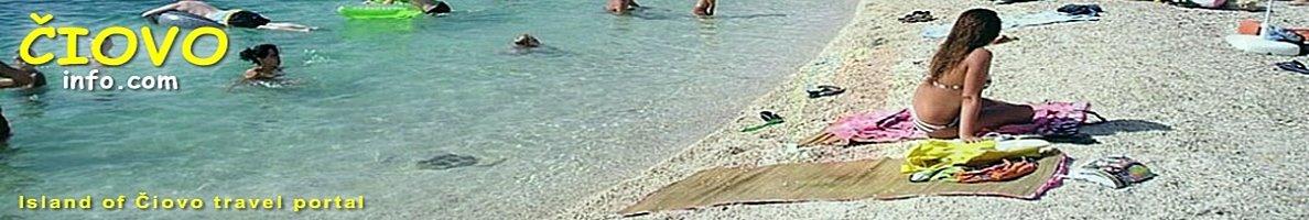 Wyspa Ćiovo Chorwacja
